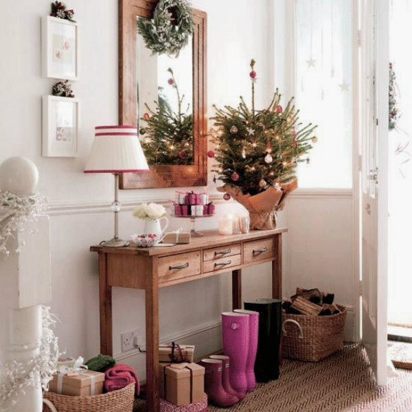 Wonderful Holiday Decorating Ideas For Small Spaces Part - 11: More From Our Site. 15 Beautiful Christmas Tree Decorating Ideas