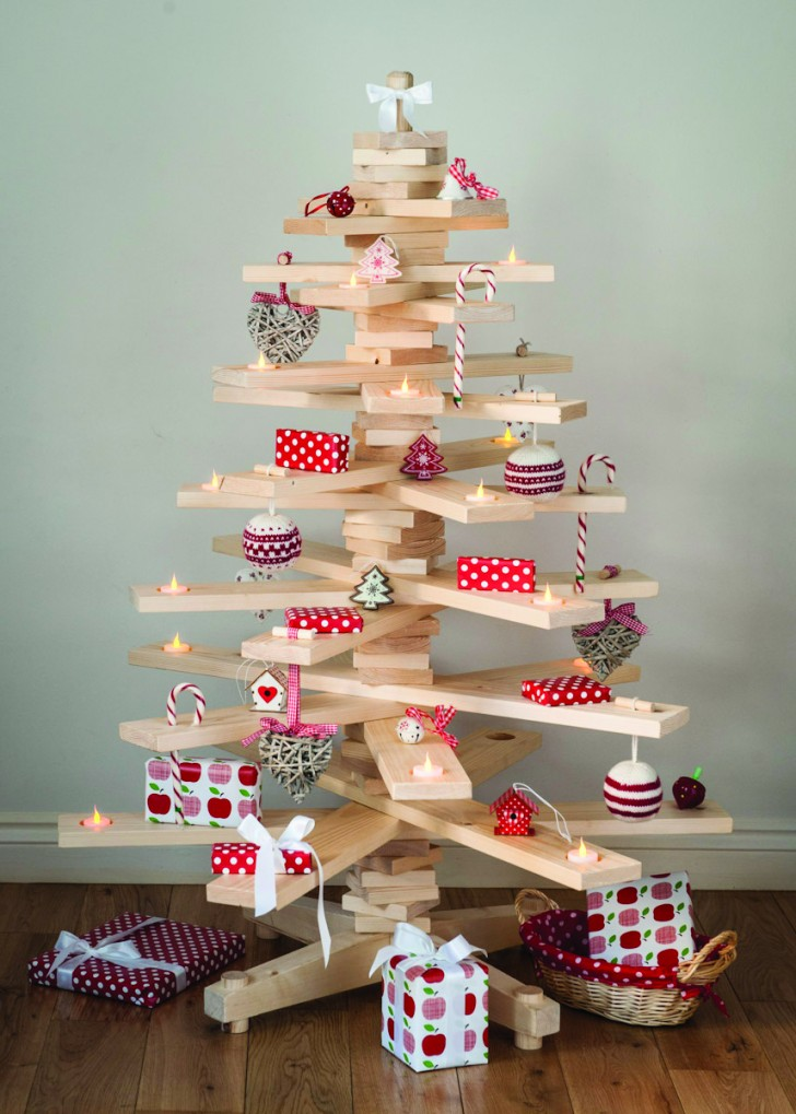 christmas-tree-ornament-ideas-plywood-christmas-tree-ideas