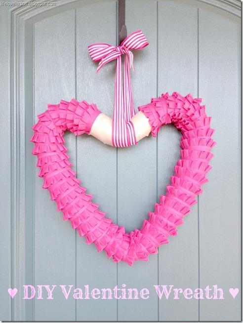 15 Beautiful DIY Valentine Decoration Ideas