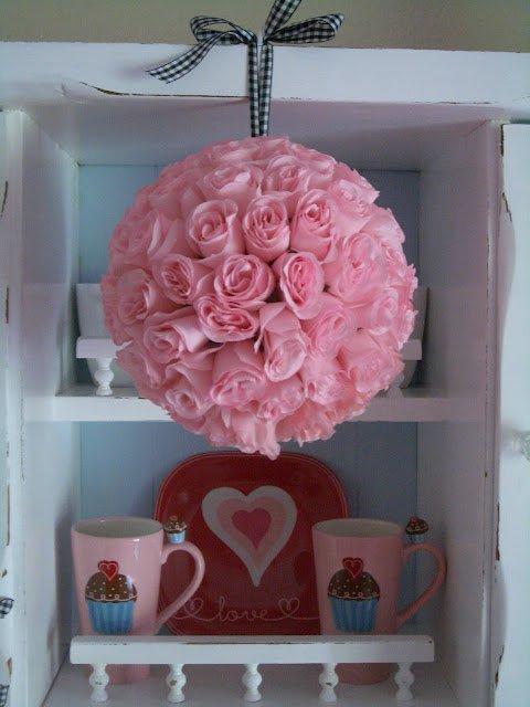 Rose Bouquet Ball