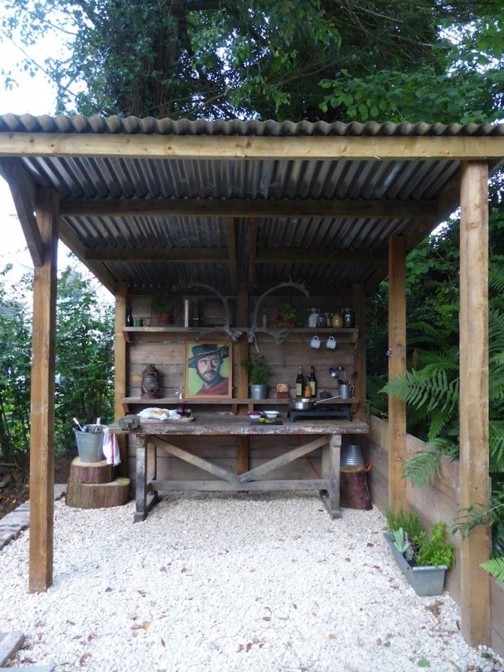 Rustic Outdoor Kitchen Designs rustic outdoor kitchen designs decor idea stunning fancy and rustic outdoor kitchen designs home ideas An Outdoor Kitchen