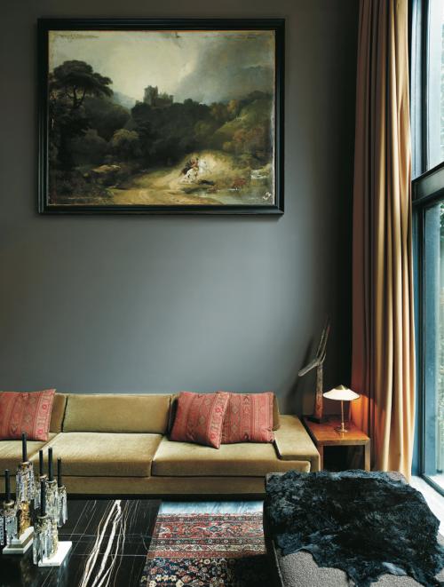 Elegant living room (2)