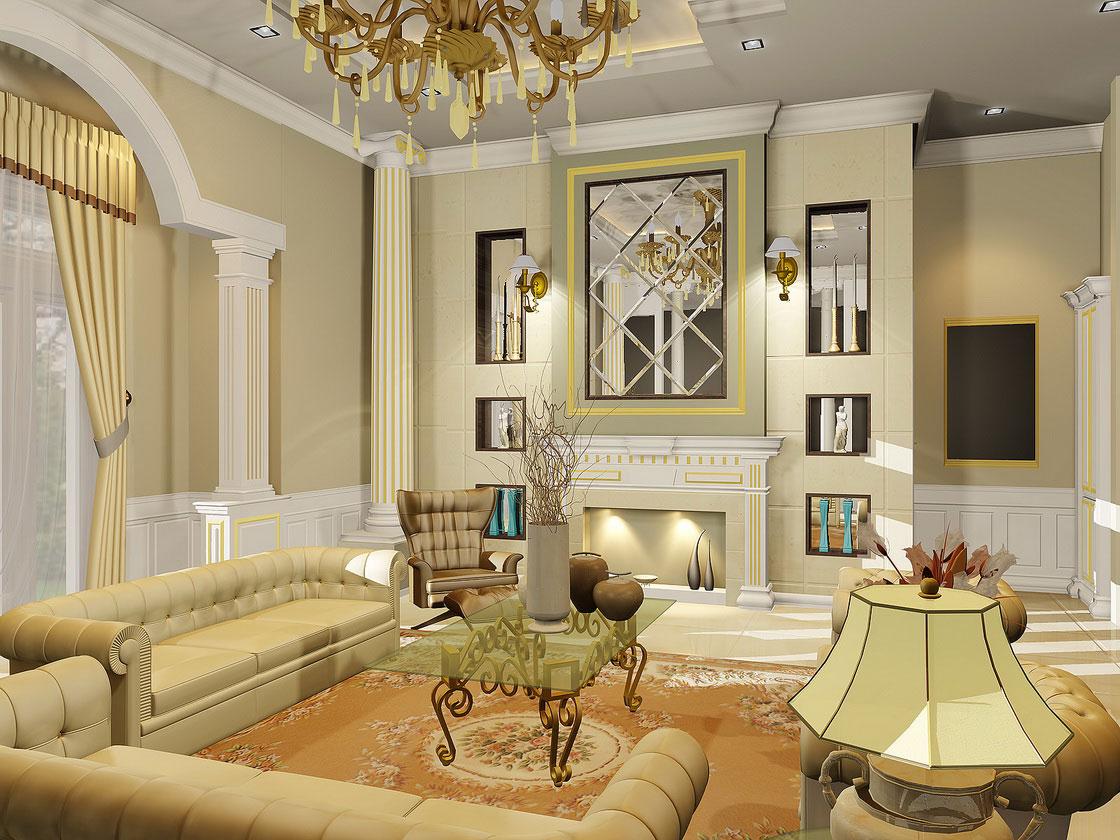 30 elegant living room design ideas for Living room decor ideas apartment