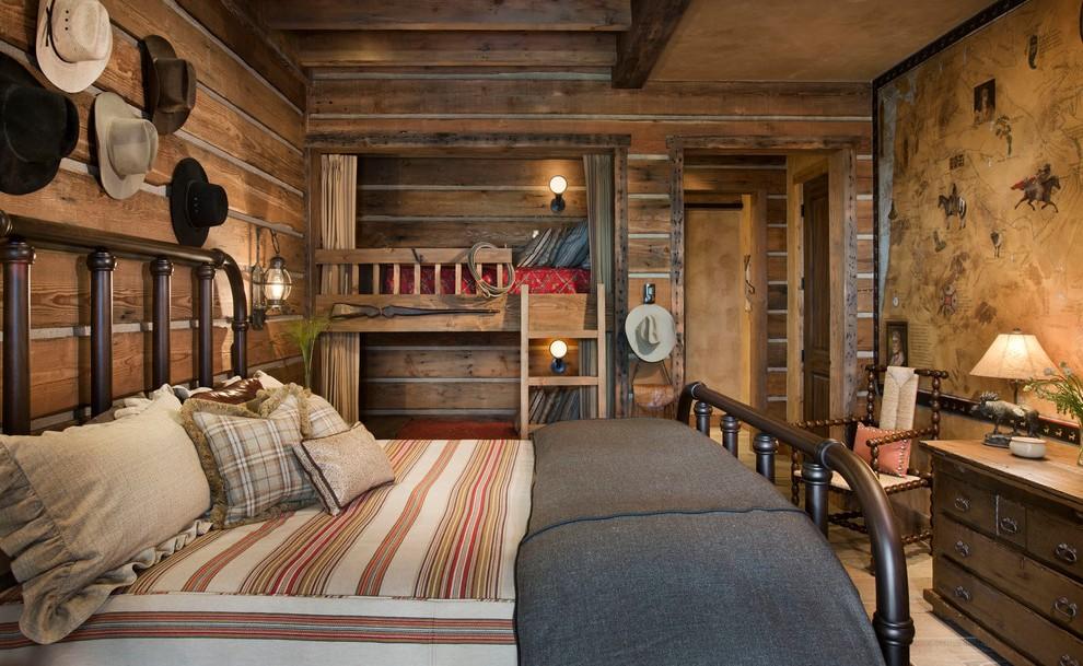 Metro Rustic Bedroom