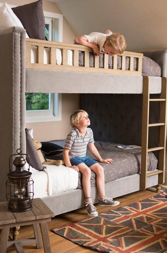 Modern Rustic Bedroom