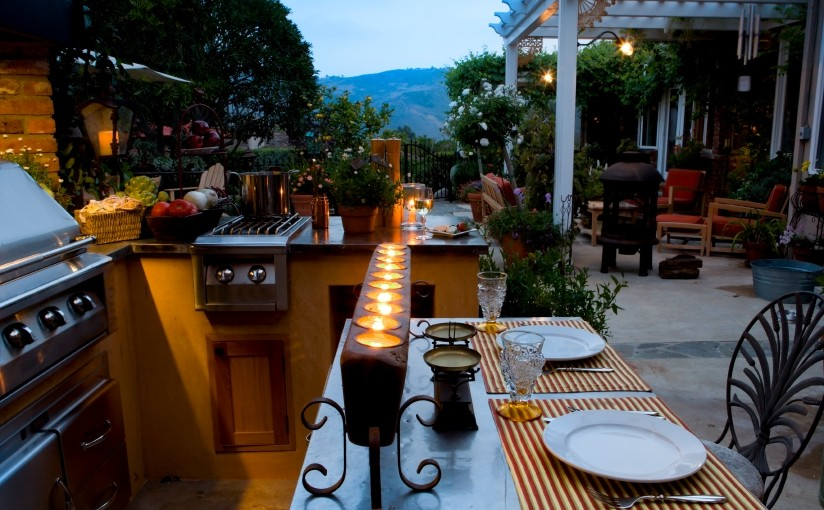 40 Beautiful Outdoor Kitchen Designs