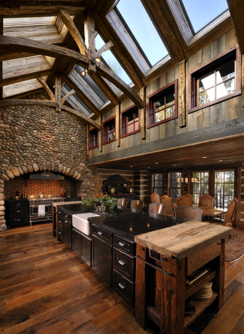 If I had this kitchen I would just cook all the time