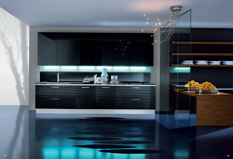 Luxurious Italian Kitchens