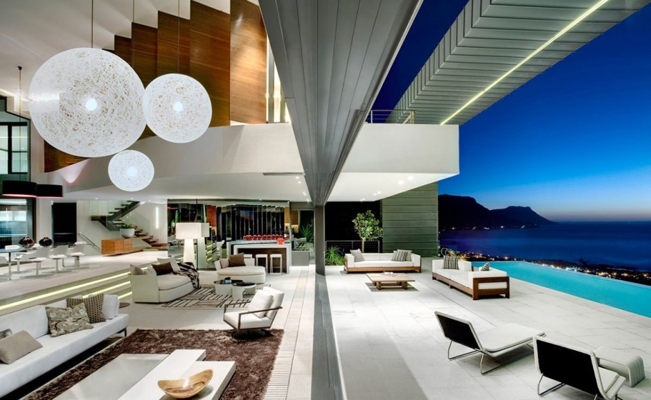 Luxury Living Room Design decor