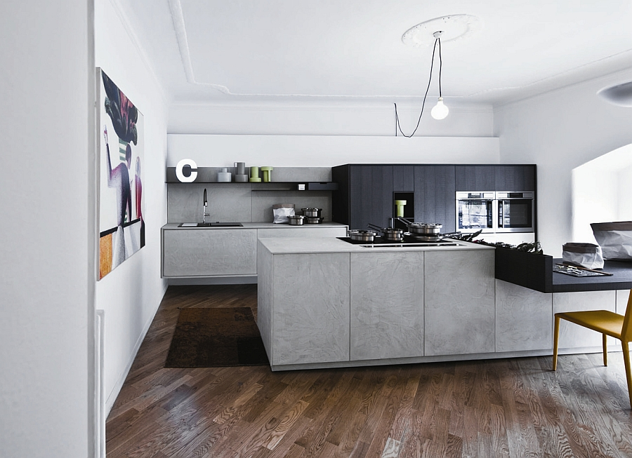 Modern Kitchens with Versatile Design