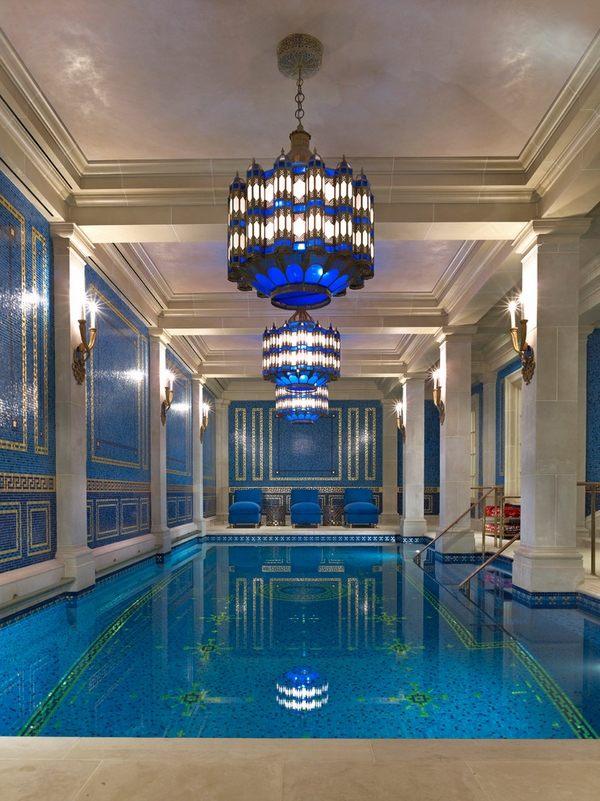 amazing indoor pool designs