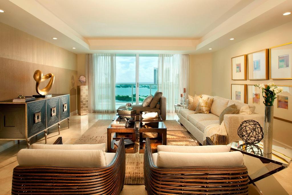 luxury modern dining room living room interior design ideas
