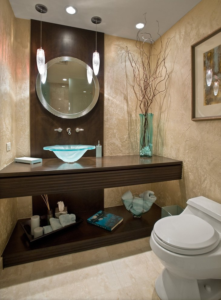 30 Beautiful Small Bathroom Decorating Ideas on Small Apartment Bathroom Ideas  id=83831