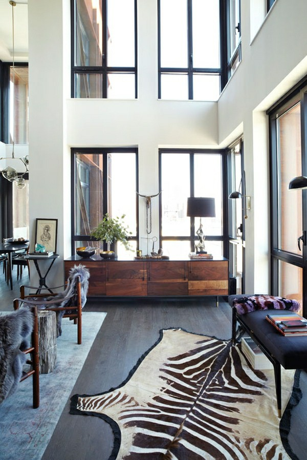 zebra stripes rug original extravagant luxury living room