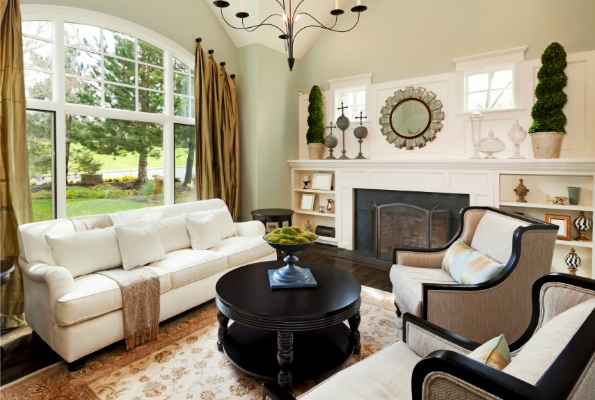 Living Room Decorating Designs