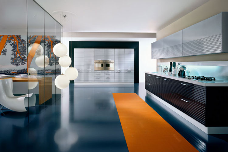 Luxury Modern Kitchens By Pedini