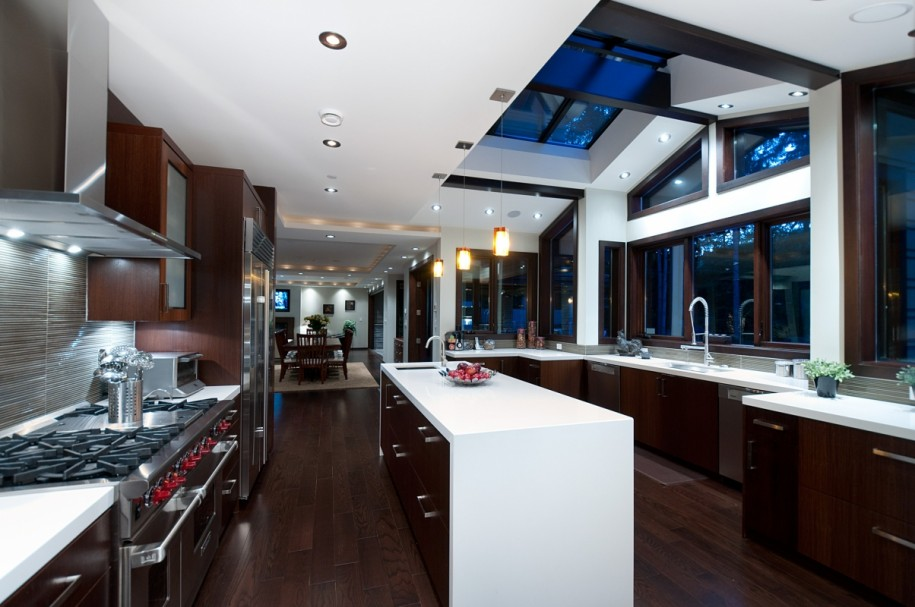 25 luxury modern kitchen designs