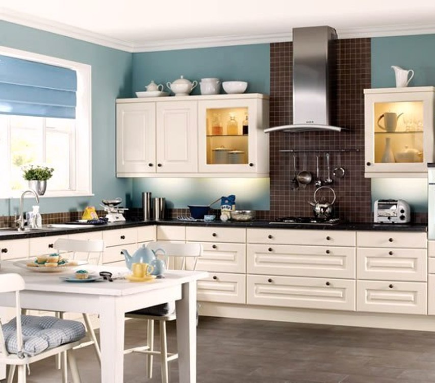 35 popular kitchen design ideas for Best kitchen colors 2016