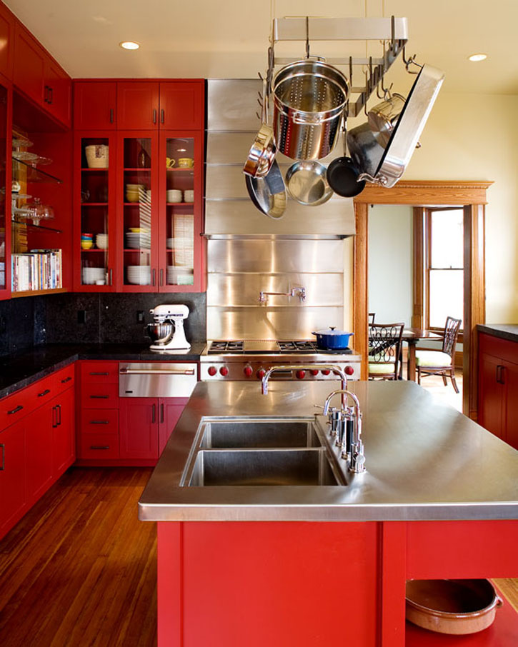 Red-Kitchen-Color-Scheme