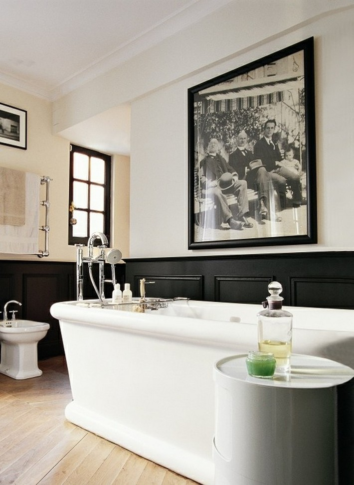 Strong Masculine Bathroom Decor Ideas