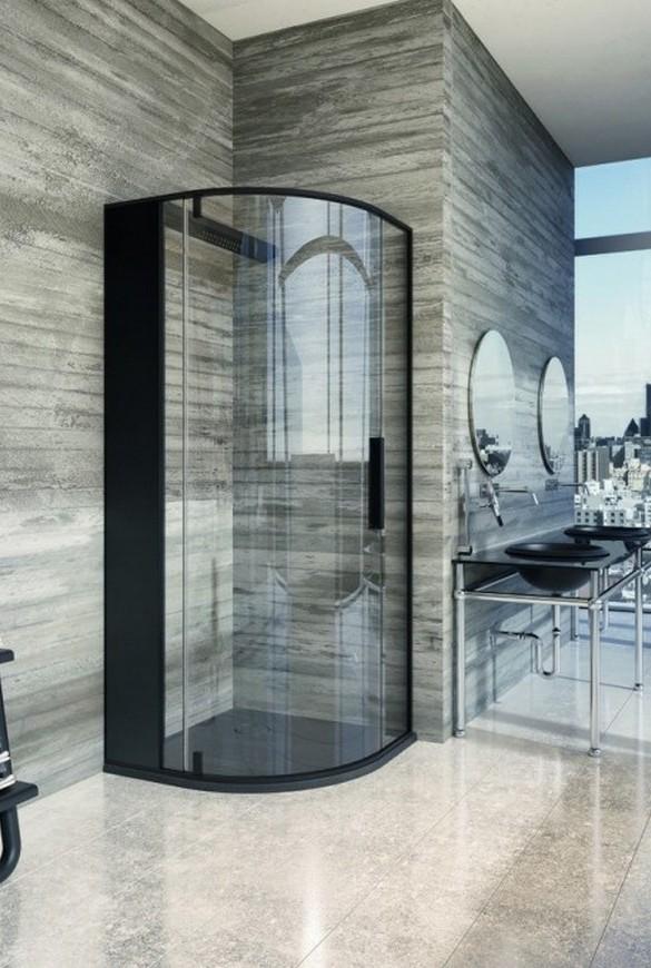 Strong Masculine Bathroom Decor