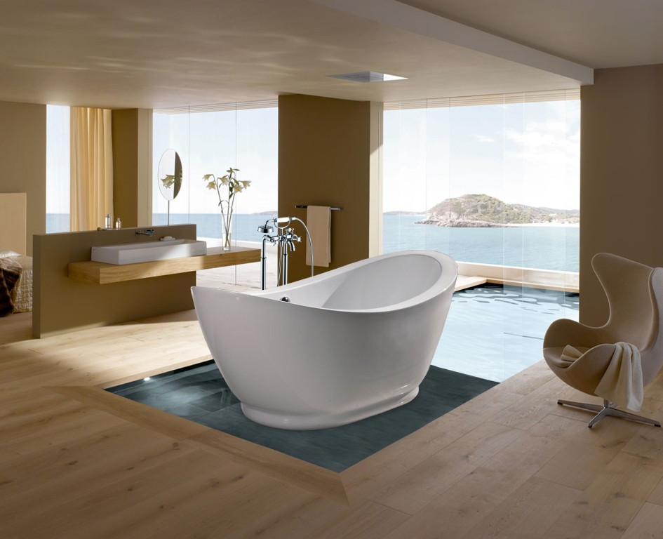 Thumbnail for Bathroom Trends 2016