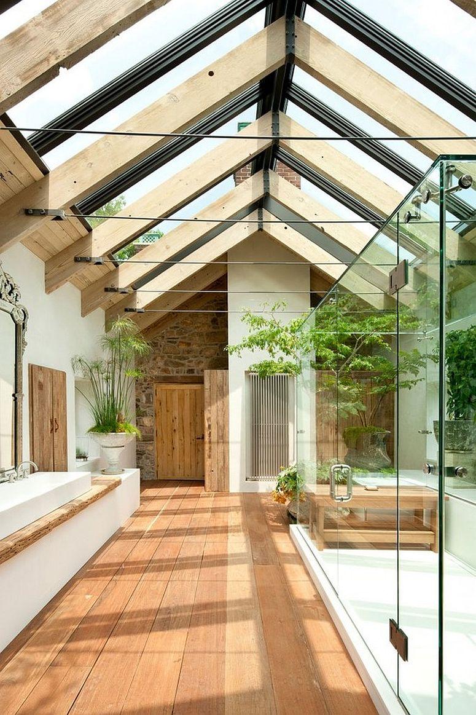 Top Bathroom Trends Renovated Farmhouse Bathroom
