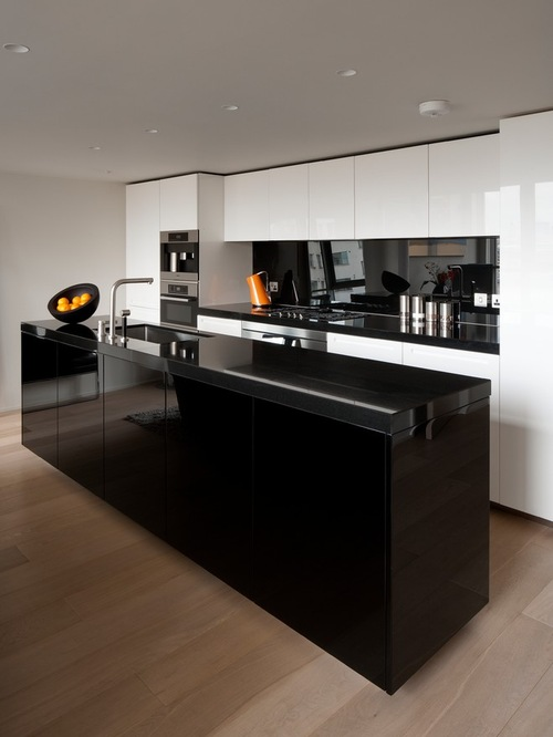 30 modern kitchen design ideas. Black Bedroom Furniture Sets. Home Design Ideas