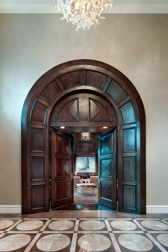 Home Office Entrance