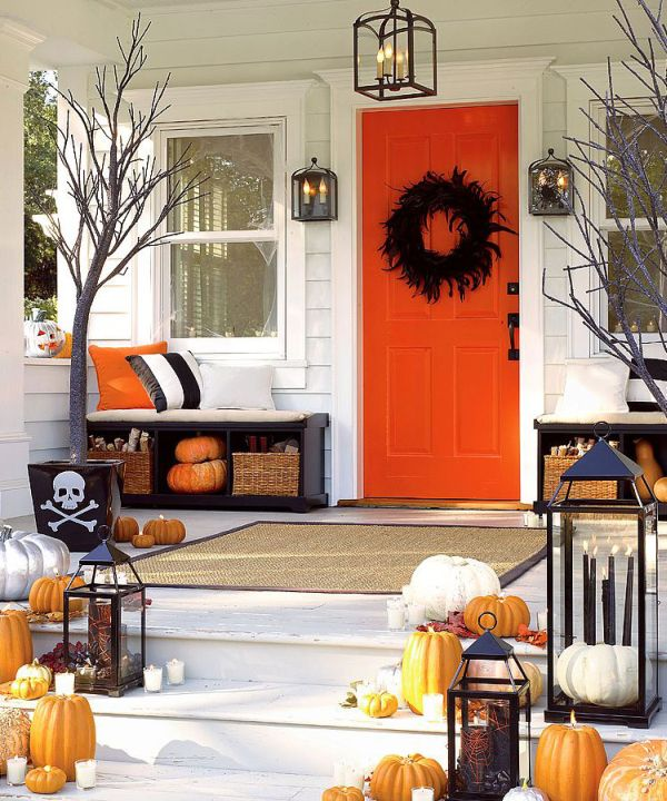 Adorable Entryway Decoration