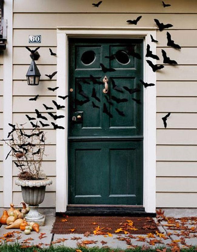 Bats Entry Way Decoration