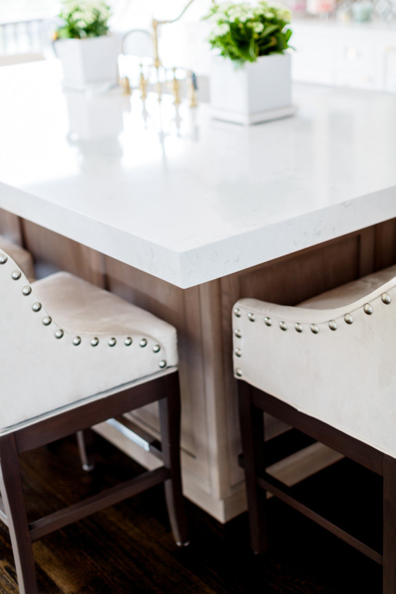 Contemporary Kitchen Dining Area1