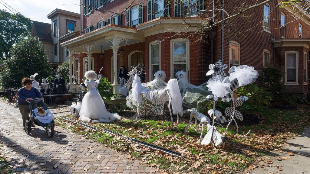 Crazy Awesome Halloween Decoration Ideas