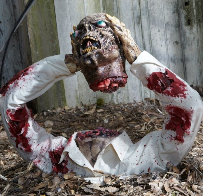 Extremely Scary Halloween Decoration Ideas