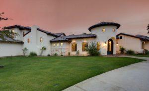 Stunning Mediterranean Style House In Austin, Texas