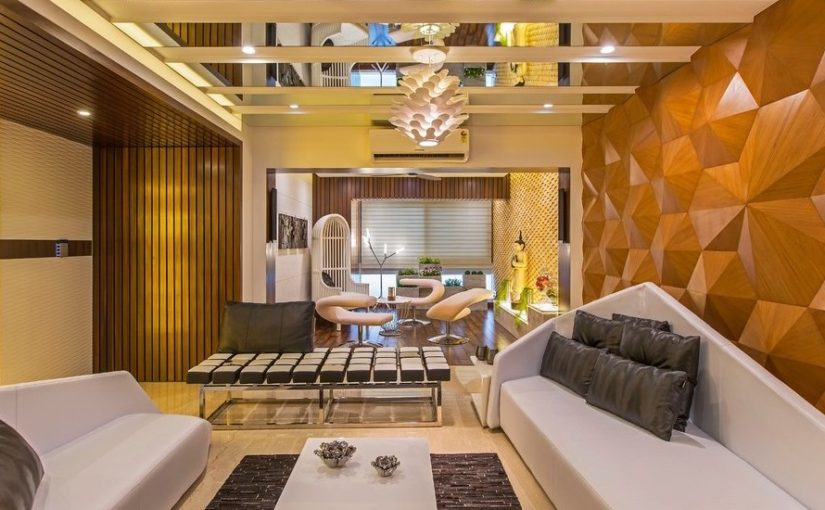 Modern Apartment Design Bangalore, India