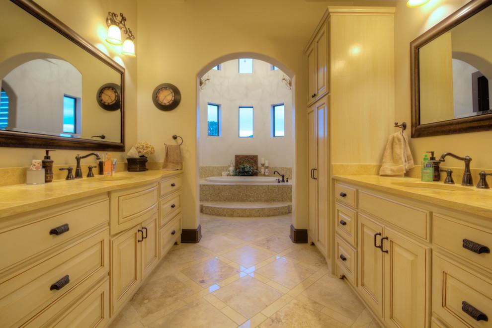 Marvellous Mediterranean Bathroom