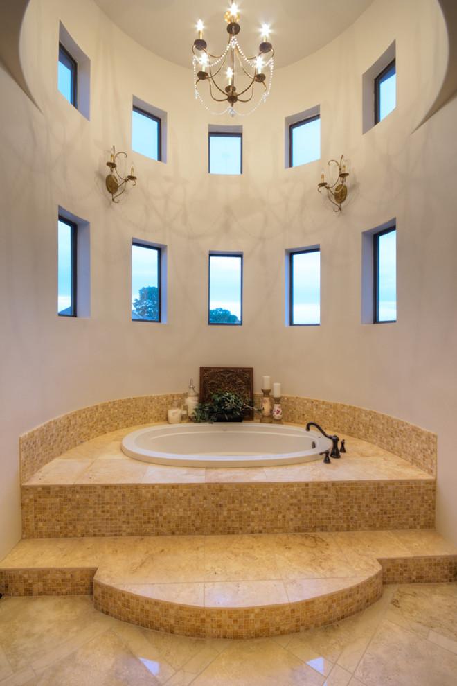 Marvellous Mediterranean Bathroom1