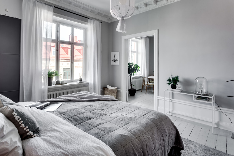 Scandinavian Bedroom1