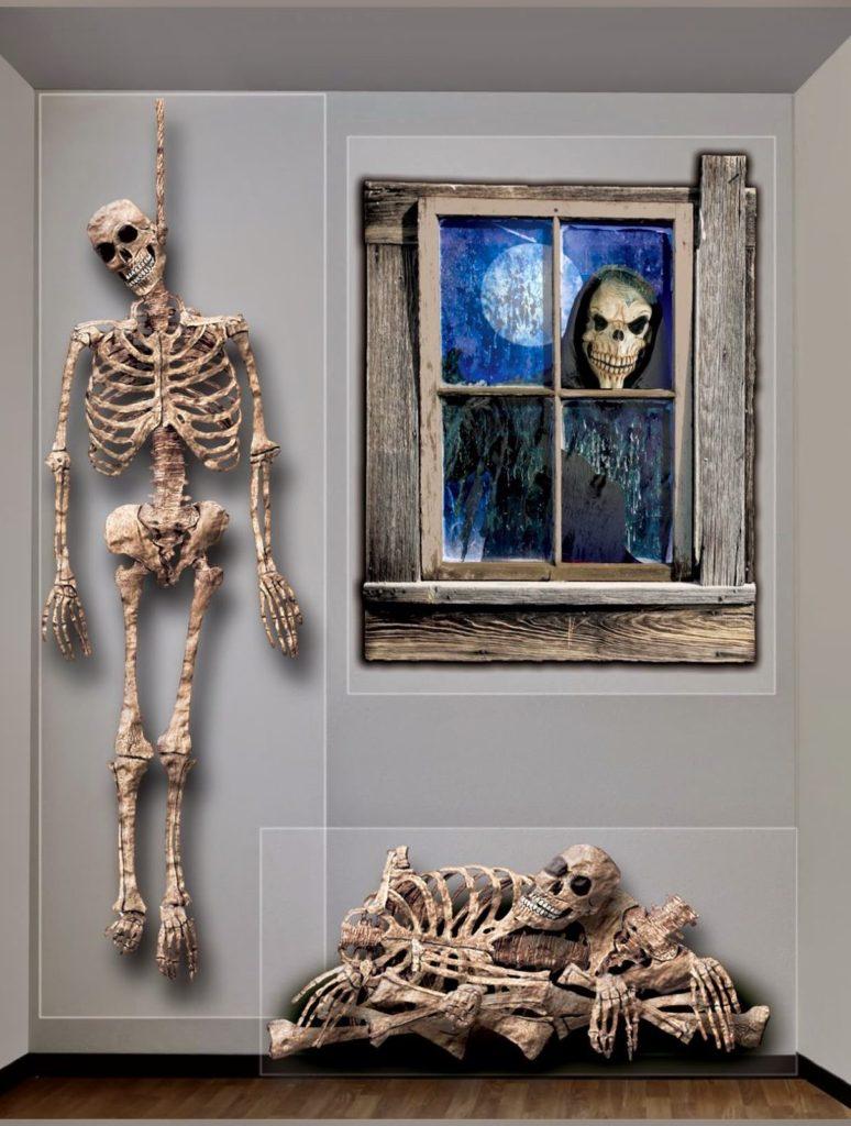 Funny Indoor Halloween Decoraion Ideas