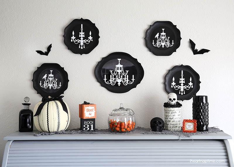 Indoor Halloween Decoration Ideas (12)