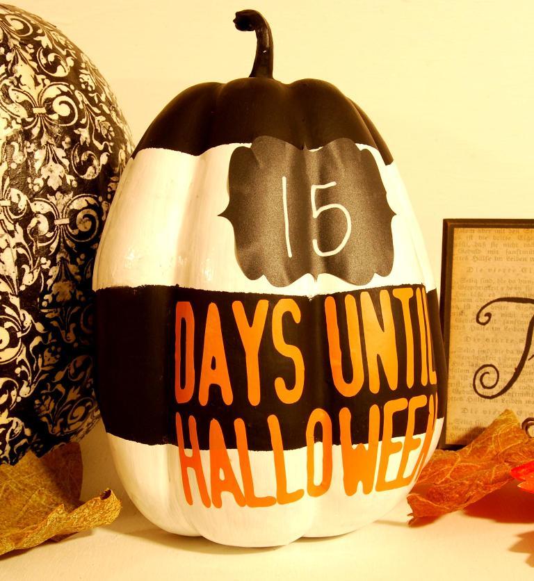Indoor Halloween Decoration Ideas (5)