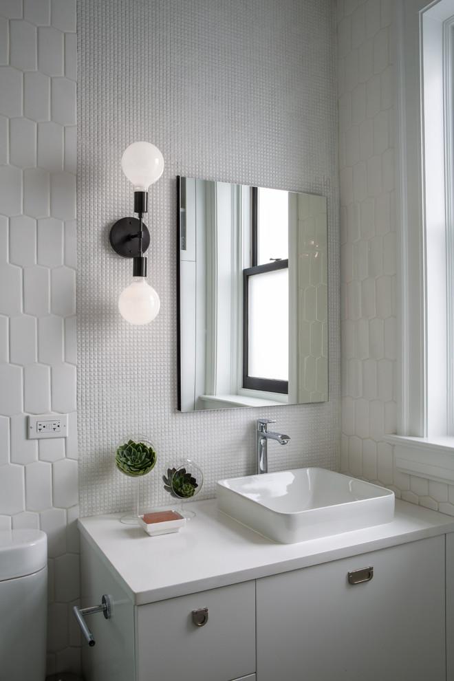 Midcentury Bathroom Design