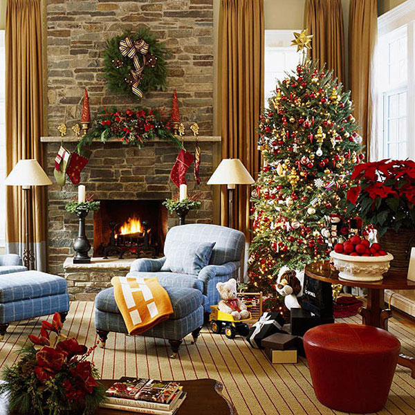 christmas-living-room-decorating-ideas-7