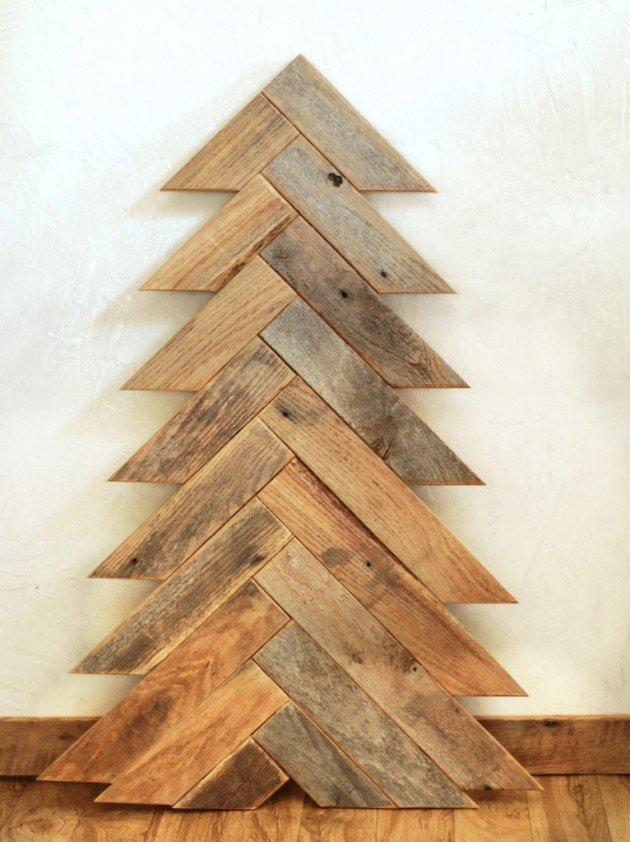 Inexpensive Christmas Tree Decorating Ideas