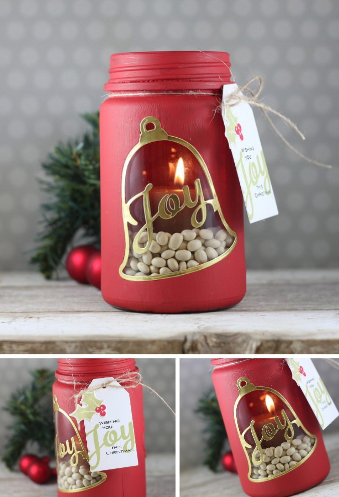 diy-joy-bell-candle-holder