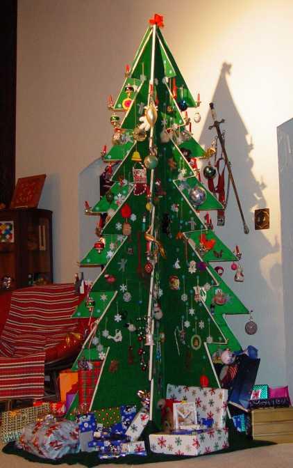 plywood-christmas-tree