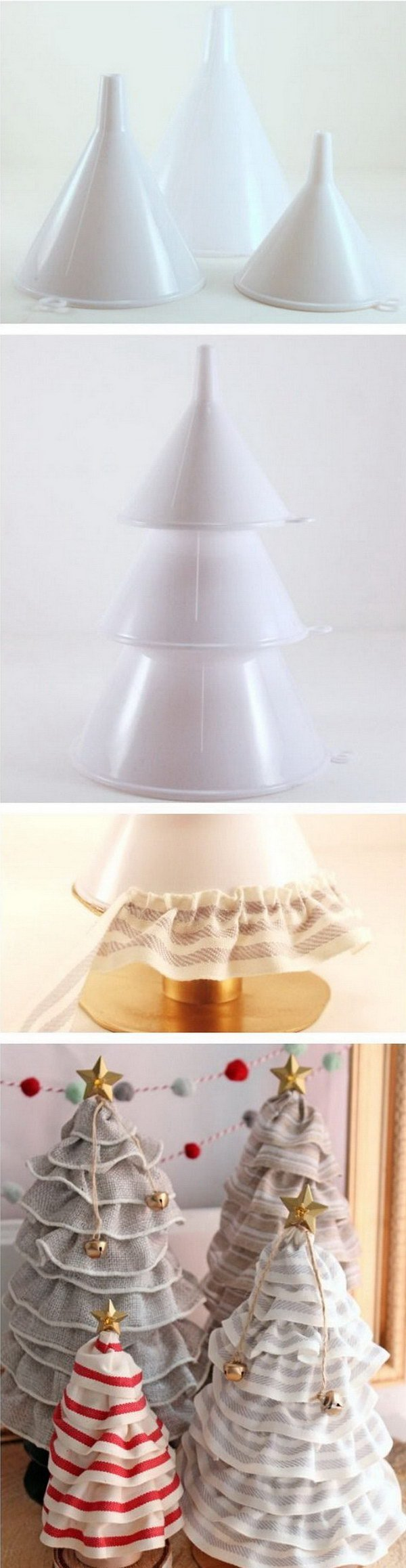 ruffle-ribbon-christmas-tree-cones