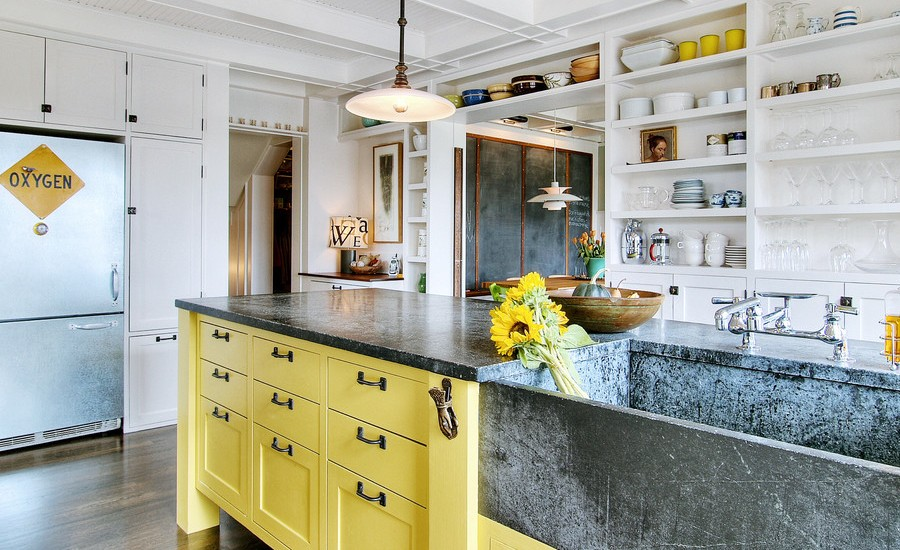 Top 10 Kitchens : The top kitchens of