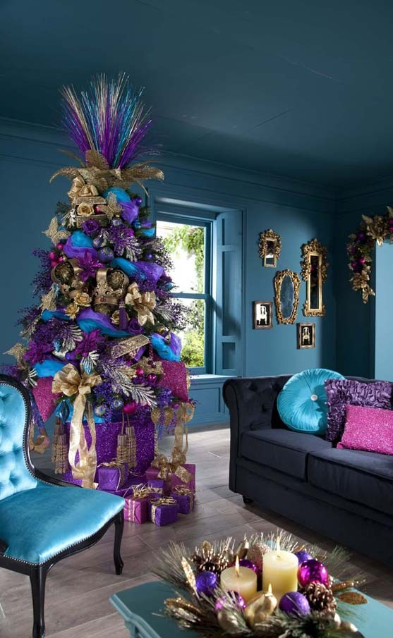 elegant-christmas-trees-decoration-ideas-4